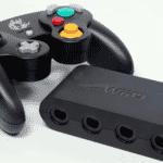 Super Smash Bros e joysticks do GameCube - Divulgação