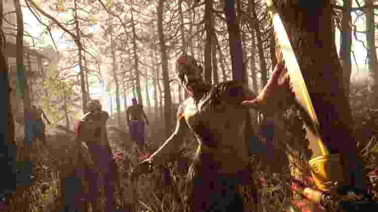 Dying Light (2015) - Divulgação - Divulgação