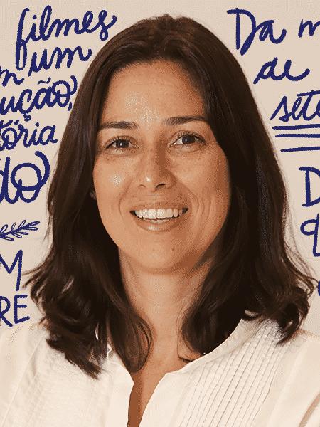 """Cinthia Fajardo é a nova CEO dos """"Playboy Brasil""""-Globosat - Divulgação/Arte UOL"""