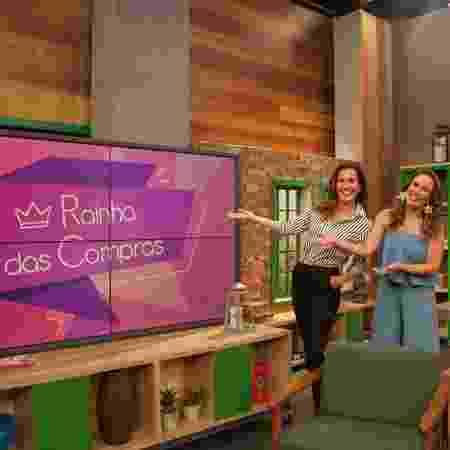 Márcia Dutra e Regina Volpato - TV Gazeta - TV Gazeta