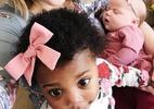 Com dois filhos, mãe adota recém-nascida prematura e engravida na sequência - rebekah.laskowski/Reprodução Instagram
