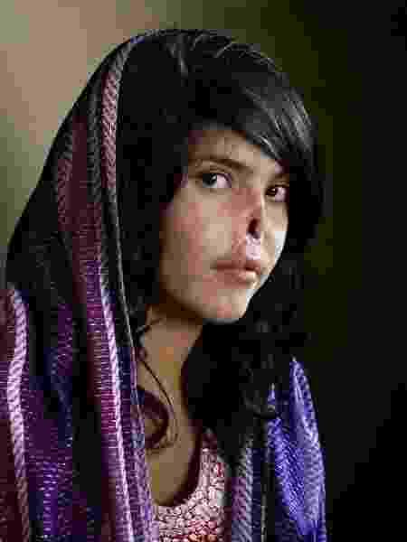 Aesha Mohammadzai - Reprodução/TIME - Reprodução/TIME