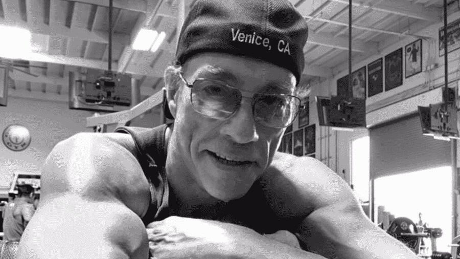 O ator Jean-Claude Van Damme - Reprodução/Facebook