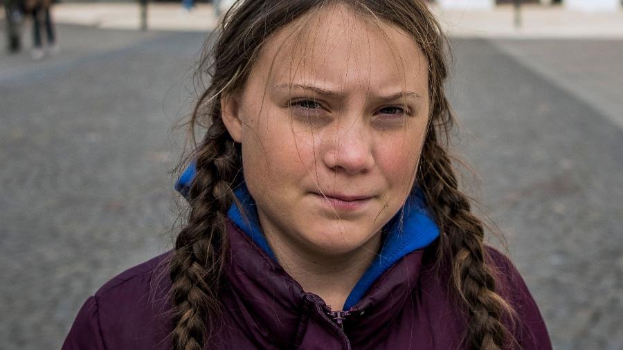Greta Thunberg - Reprodução/Teen Vogue