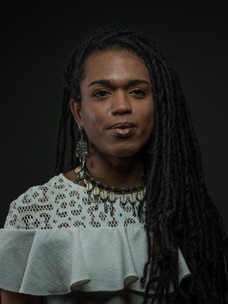 A deputada estadual Erica Malunguinho (PSOL-SP) - Bruno Santos/Folhapress