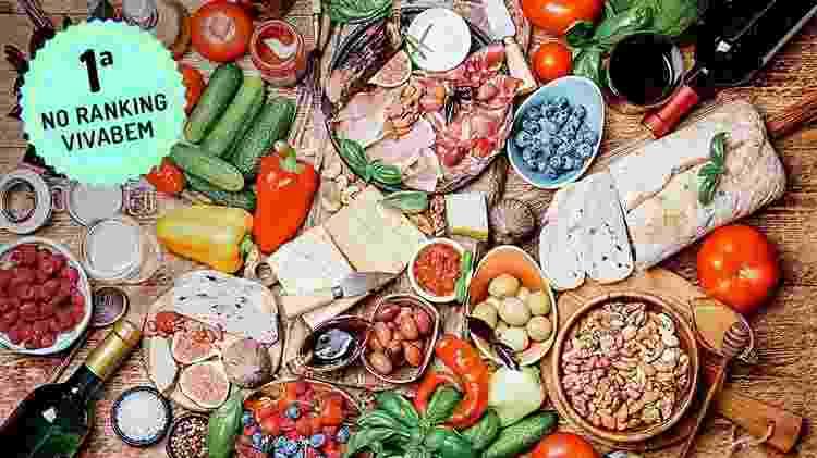As refeições podem incluir ovos, laticínios e aves, mas em porções muito menores do que na dieta ocidental tradicional. Os peixes, no entanto, são essenciais - iStock/Arte UOL