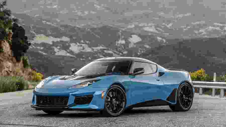 Lotus Evora GT 2020 - Divulgação/Lotus