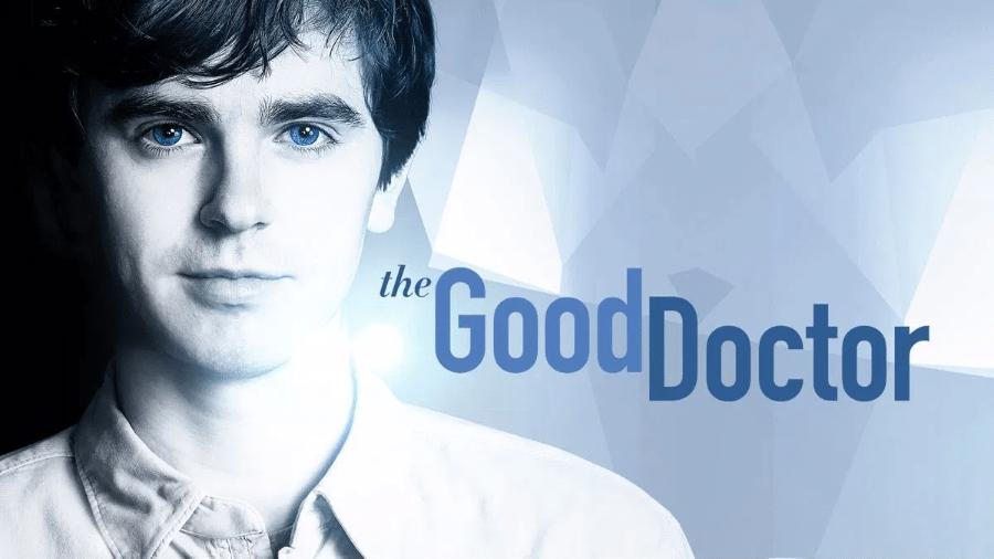 A série The Good Doctor - Reprodução