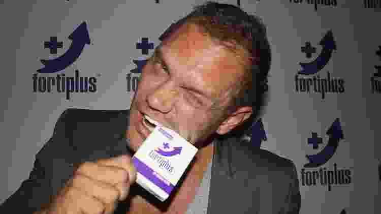 Nacho Vidal era um dos atores pornôs mais famosos do mundo. Hoje ele diz que não consegue mais exercer qualquer tipo de trabalho - Getty Images - Getty Images