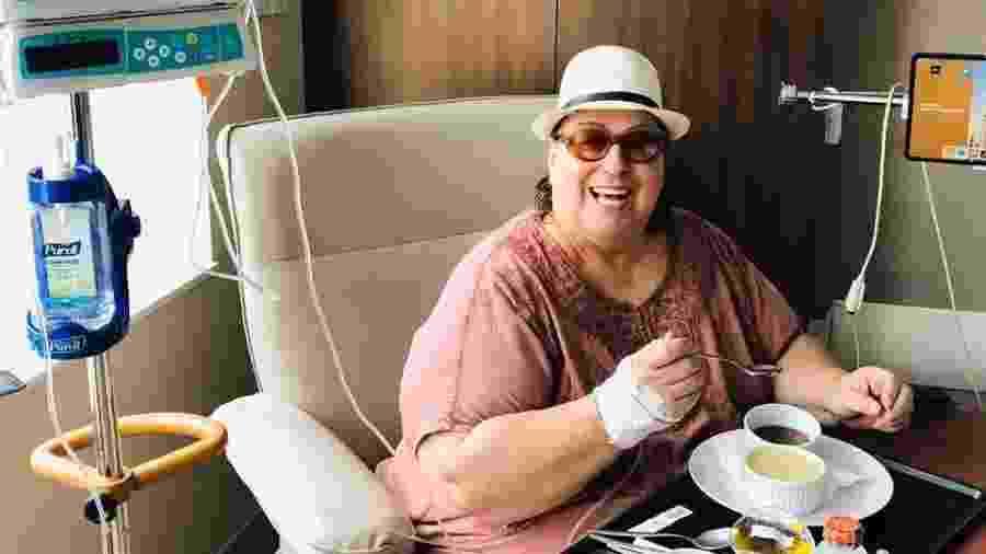 Mamma Bruschetta passa por cirurgia para retirada de tumor no esôfago - Reprodução/Instagram/mammabruschetta