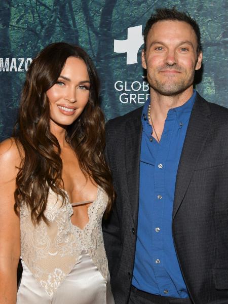 Megan Fox pede divórcio de Brian Austin Green  - Getty Images