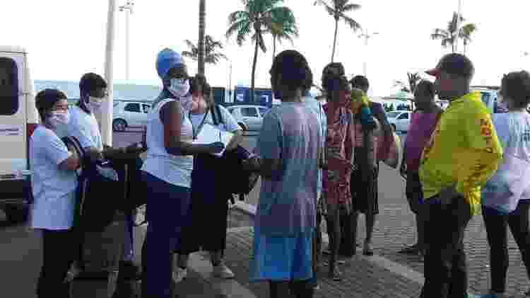Corre pro abraço em Salvador - Divulgação - Divulgação