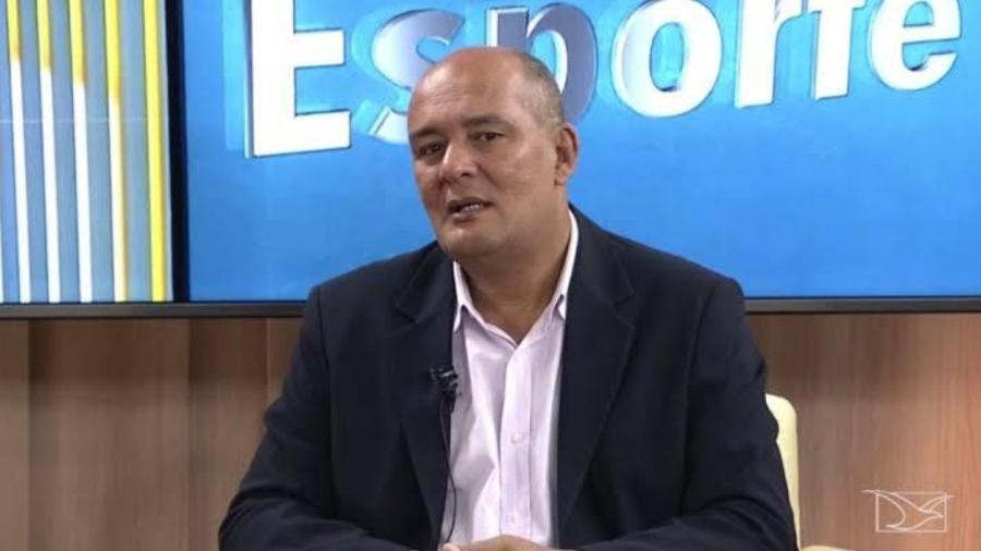 Jornalista Roberto Fernandes, da TV Mirante, afiliada da Globo no Maranhão - Reprodução/TV Mirante