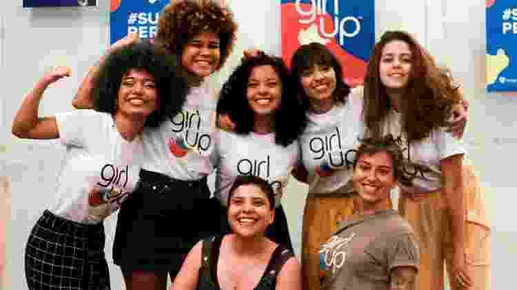 Girl Up promove campanha para voto jovem - Divulgação - Divulgação