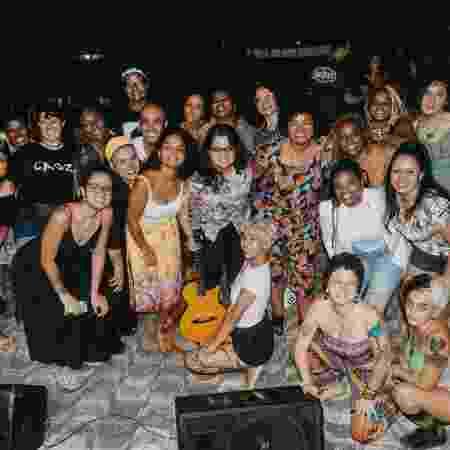 Integrantes do movimento ELA: festival online para promover agenda feminista e atividades culturais - Reprodução/Facebook