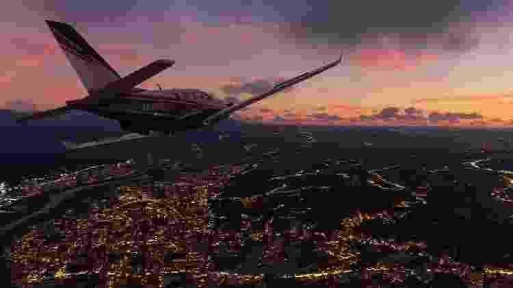 Microsoft Flight Simulator 3 - Divulgação/Microsoft - Divulgação/Microsoft