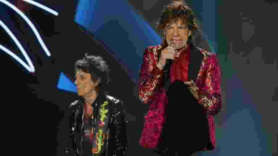 Apesar da pandemia do novo coronavírus, a banda Rolling Stones abrirá uma loja em Londres - Júlio César Guimarães/UOL