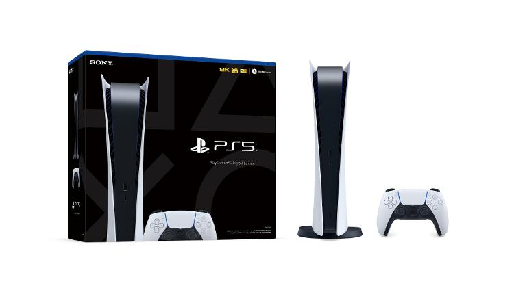 Discless PS5 Digital Edition - Press Release / Sony - Press Release / Sony
