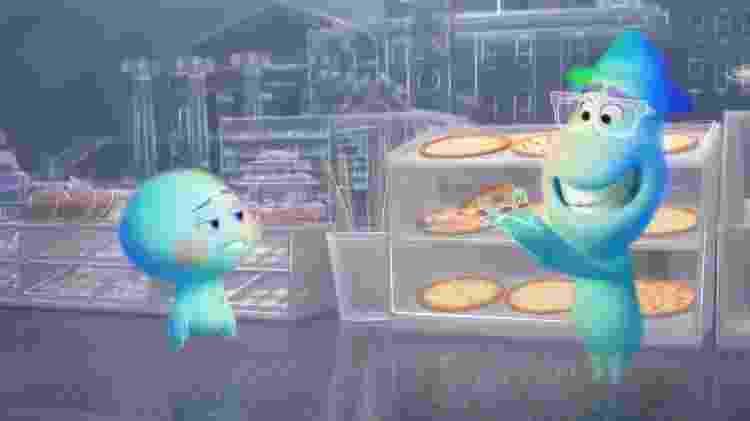 soul - 22 e joe - divulgação/Disney Pixar - divulgação/Disney Pixar