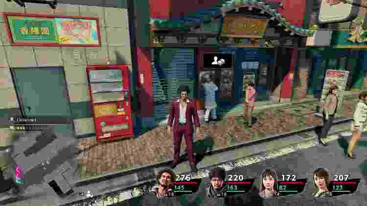 Yakuza: Like a Dragon 3 - Daniel Esdras/GameHall - Daniel Esdras/GameHall