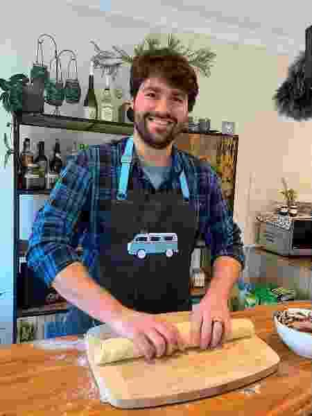Na Austrália desde 2011, Fernando foi da cozinha italiana ao pão - Reprodução Instagram - Reprodução Instagram