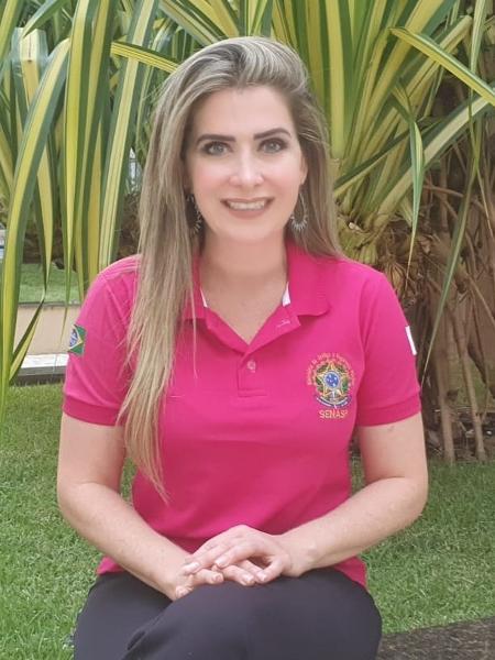 Daniele Alcântara coordena área de políticas de prevenção de crimes contra a mulher no Ministério da Justiça - Divulgação