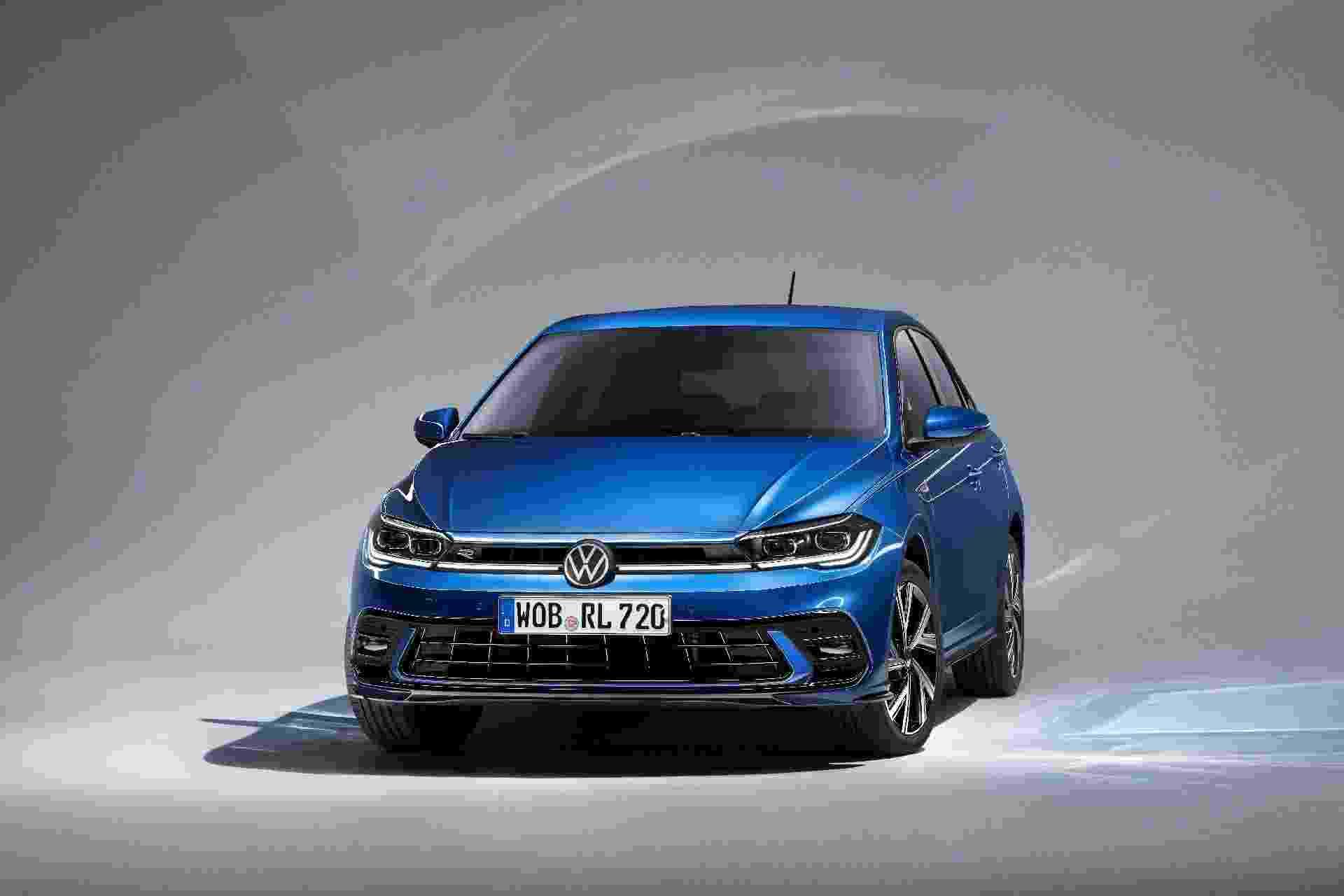 Volkswagen Polo 2022 - Divulgação