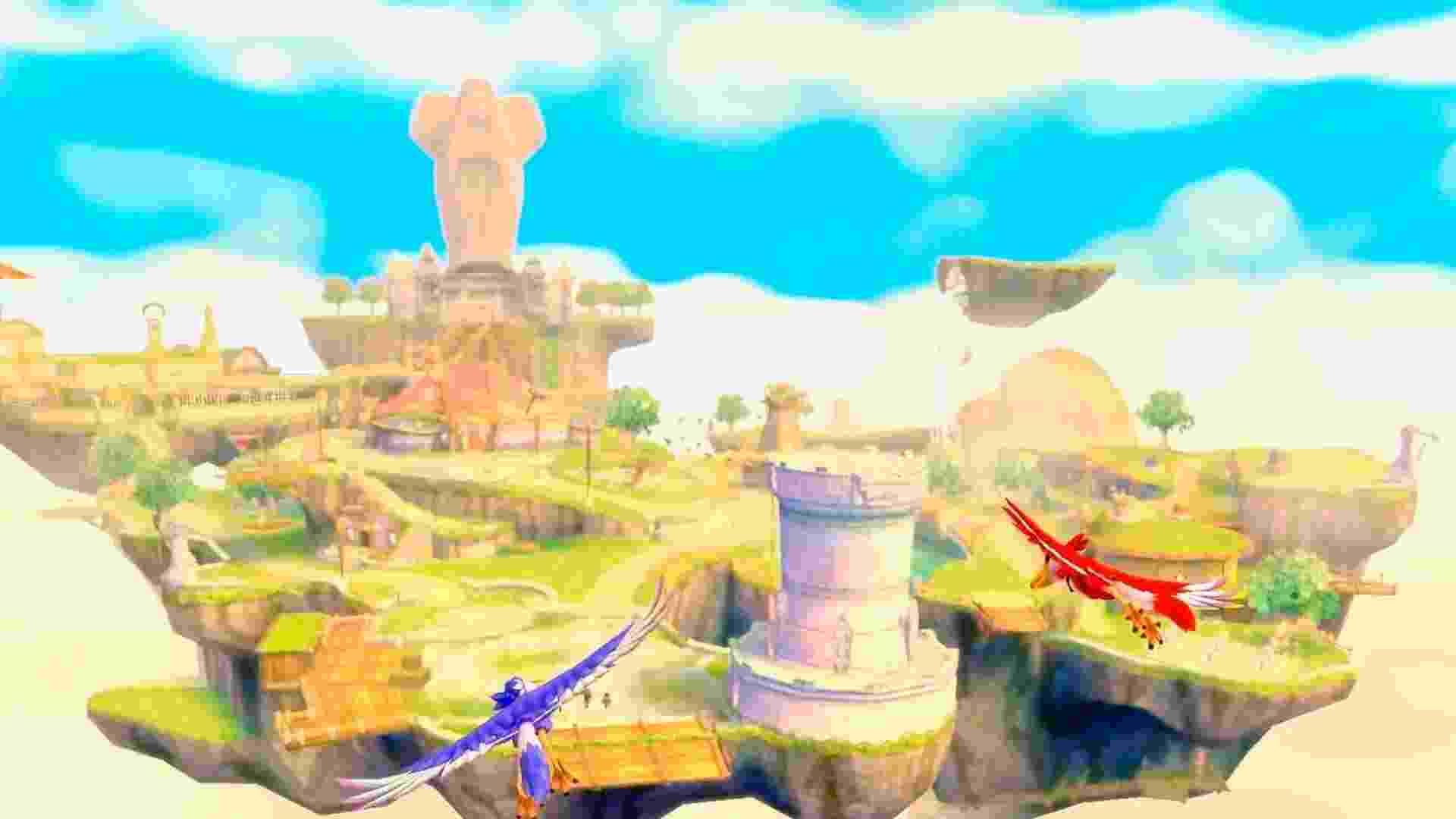 The Legend of Zelda: Skyward Sword - Divulgação/Nintendo
