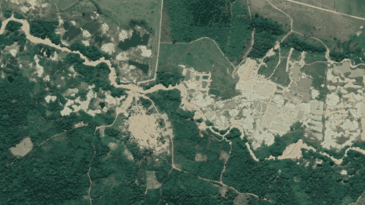 1 - Rede Xingu+/divulgação.  - Rede Xingu+/divulgação.