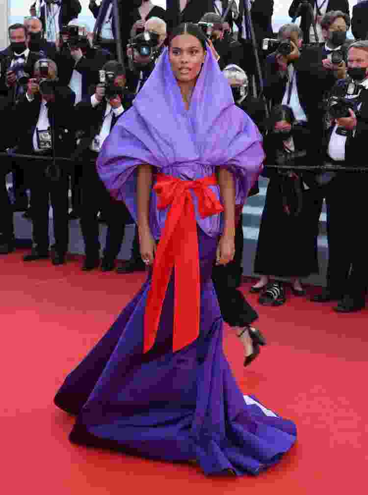 Tina Kunakey | Festival de Cannes 2021 - Getty Images - Getty Images