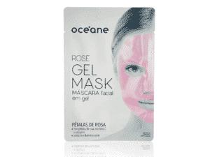 Máscara facial em gel da Océane - Divulgação - Divulgação