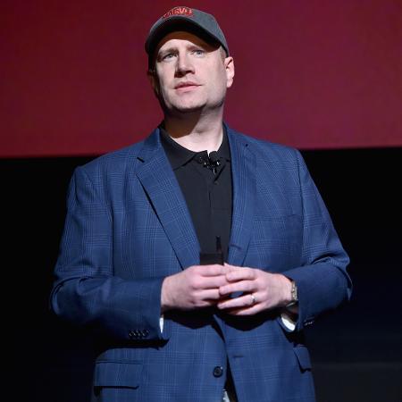 Kevin Feige, presidente dos estúdios Marvel - Getty Images