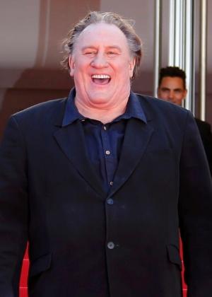 """Gérard Depardieu, que assegura ser um ator sem caprichos e com quem é """"fácil"""" trabalhar - Reuters"""