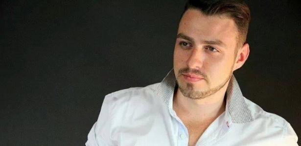 O empresário Lucas Bonini sonha se casar de maneira tradicional desde a infância - Arquivo Pessoal
