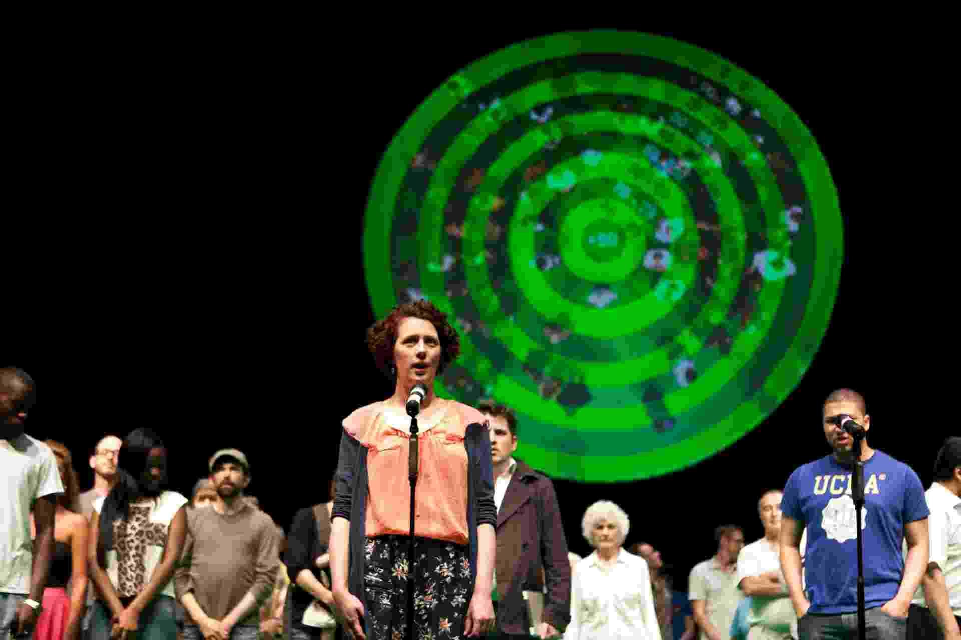 """""""100% City"""": Projeto alemão que se chamará """"100% São Paulo"""" na 3ª MITsp, no palco do Teatro Municipal - Tim Mitchell"""