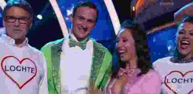 """Ryan Lochte recebe apoio de colegas em sua segunda semana no """"Dancing with the Stars"""" - Reprodução/ABC/USA Today"""