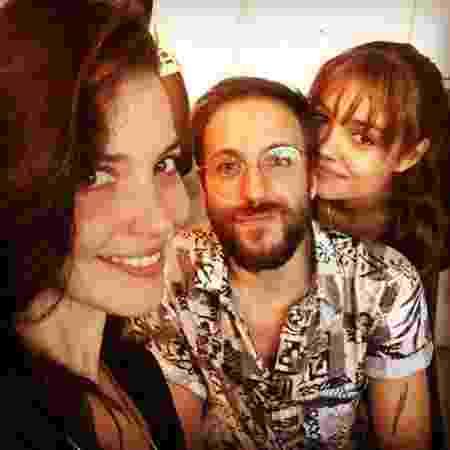 """Nathalia Dill, Rael Barja e Sophie Charlotte publicam foto juntos, quase dez anos depois de terem trabalhado juntos em """"Malhação"""" - Reprodução/Instagram/nathaliadill"""