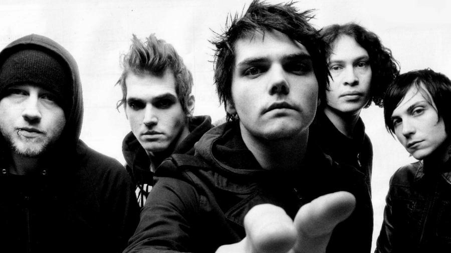 My Chemical Romance, de Gerard Way, é uma das bandas homenageadas pelo Bloco Emo - Divulgação