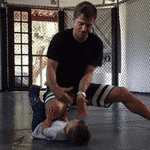 Cláudio Heinrich com o filho - Reprodução/Instagram Cláudio Heinrich