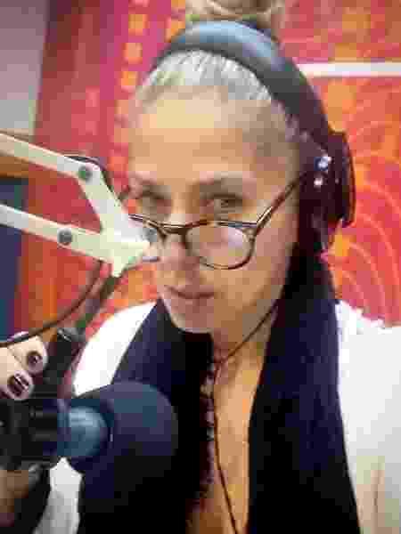 """Galisteu apresenta o programa """"Papo de Almoço"""", todas as quartas na Rádio Globo  - Reprodução/Instagram - Reprodução/Instagram"""