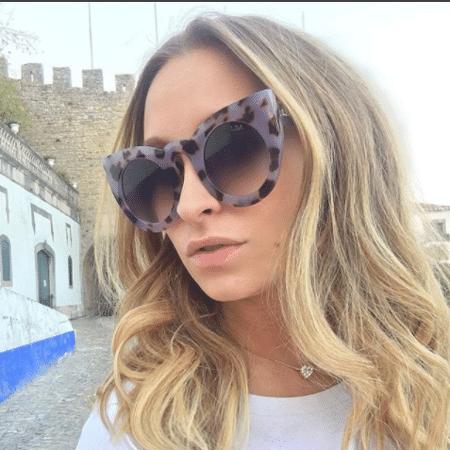 Carla Diaz em Portugal - Reprodução/Instagram/carladiaz_