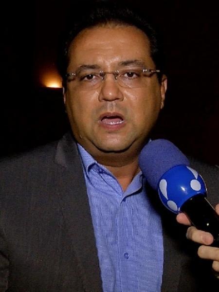 """Geraldo Luís, apresentador do """"Domingo Show"""", da Record - Reprodução/RedeTV!"""