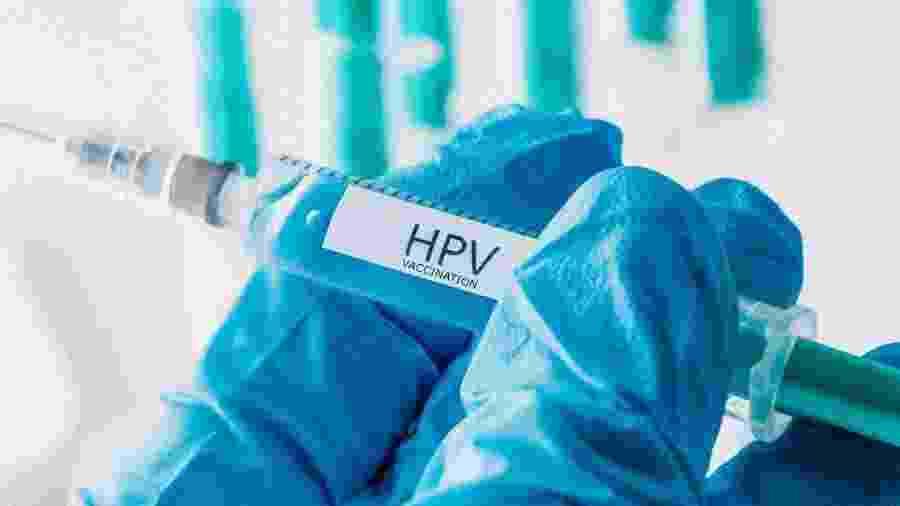 Vacina do HPV - iStock
