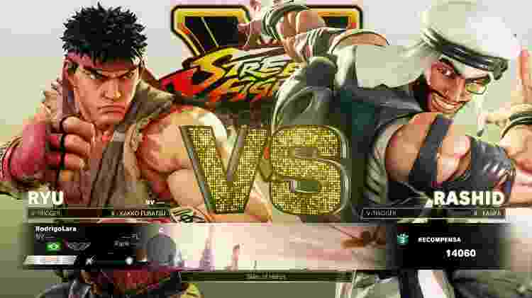 Street Fighter V Arcade Edition - seleção de V Trigger - Reprodução - Reprodução