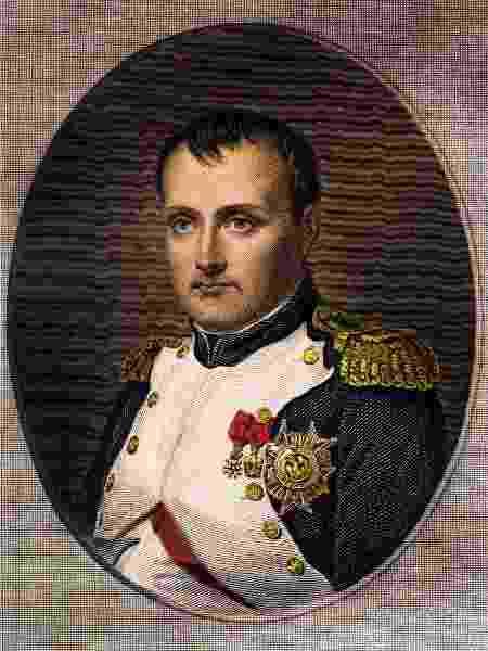 Napoleão Bonaparte - Getty Images