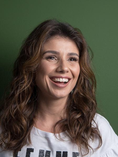Paula Fernandes feliz com a oportunidade de fazer novela na Globo - Amanda Perobelli/UOL