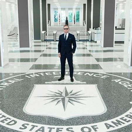 Daniel Craig na CIA - Divulgação