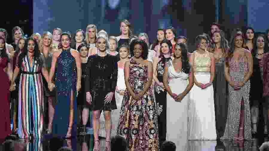 O Espy Awards aconteceu nesta quarta-feira (18) em Los Angeles, nos Estados Unidos  - Getty Images