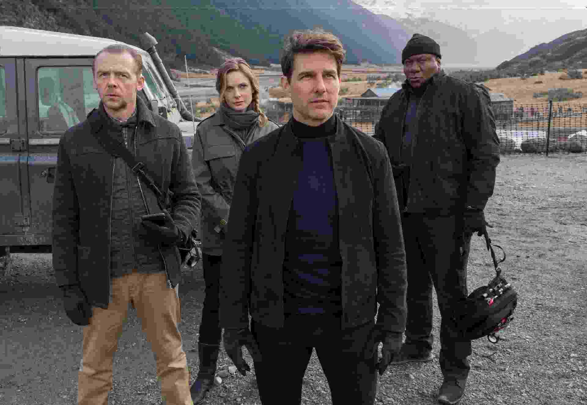 """Cena do filme """"Missão: Impossível - Efeito Fallout"""" - Divulgação"""
