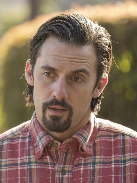 """Milo Ventimiglia como Jack Pearson em """"This Is Us"""" - Reprodução"""